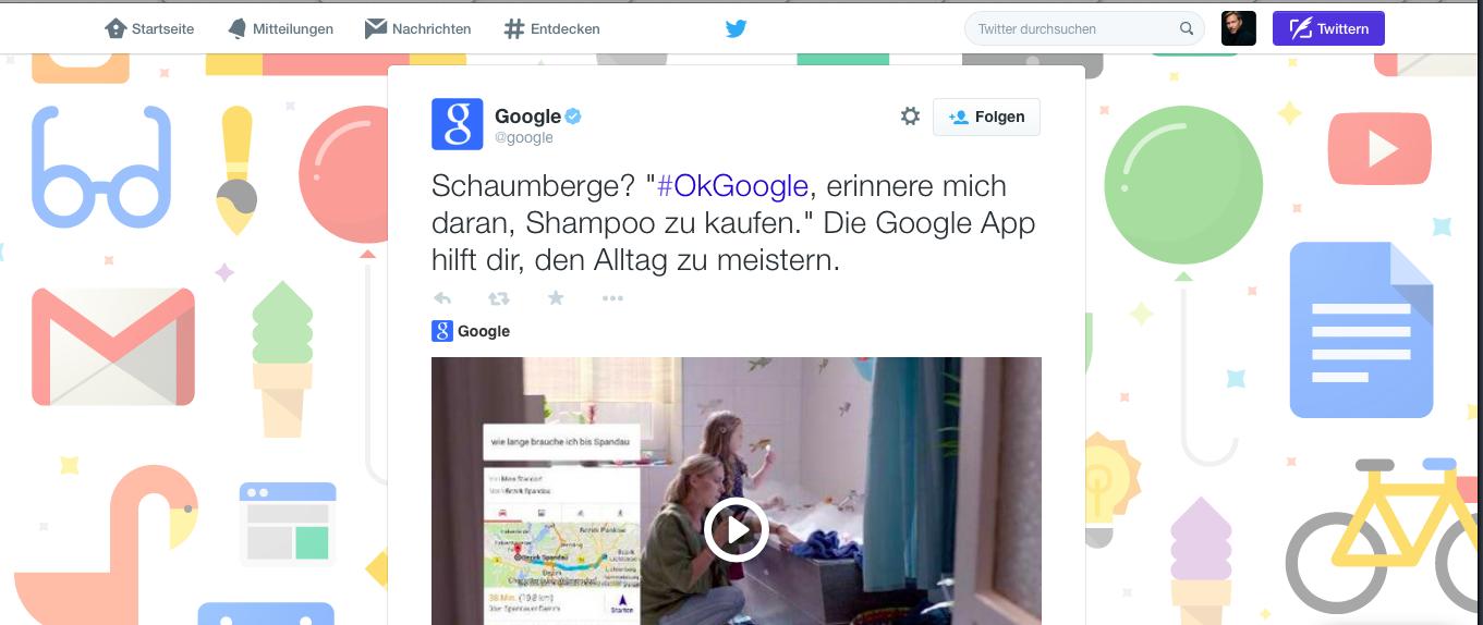 Im Google-Kinderland (für Erwachsene) | bukowskigutentag
